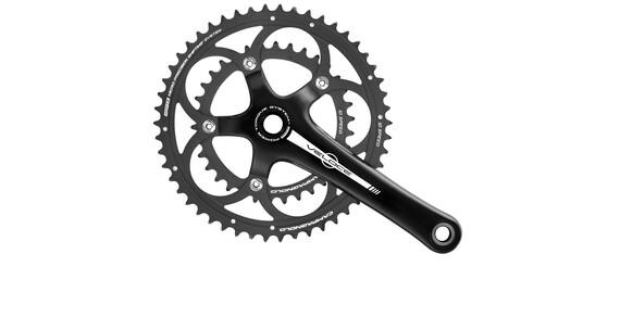CAMPAGNOLO Veloce Zwengel 50/34, 10-speed zwart